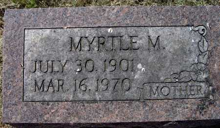 RATLIFF, MYRTLE MAE - Lawrence County, Arkansas | MYRTLE MAE RATLIFF - Arkansas Gravestone Photos