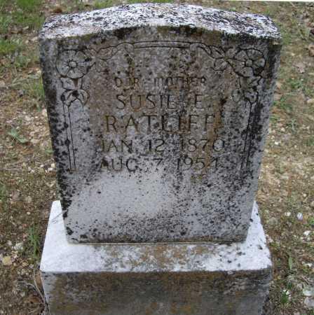 BRADFORD, SUSAN E. - Lawrence County, Arkansas | SUSAN E. BRADFORD - Arkansas Gravestone Photos