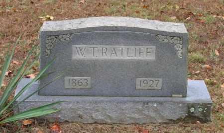 "RATLIFF, WILLIAM THOMAS ""W. T."" - Lawrence County, Arkansas | WILLIAM THOMAS ""W. T."" RATLIFF - Arkansas Gravestone Photos"