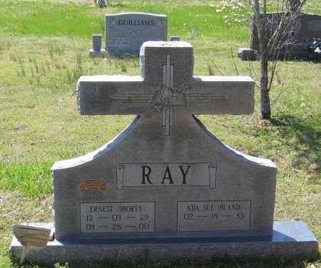"""RAY, ERNEST A. """"SHORTY"""" - Lawrence County, Arkansas 