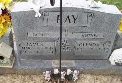 RAY, JAMES L. - Lawrence County, Arkansas | JAMES L. RAY - Arkansas Gravestone Photos