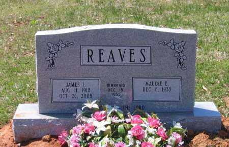 REAVES, JAMES IVO - Lawrence County, Arkansas | JAMES IVO REAVES - Arkansas Gravestone Photos