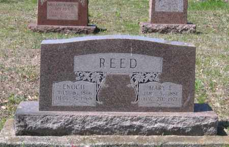 DAVIS REED, MARY E. - Lawrence County, Arkansas | MARY E. DAVIS REED - Arkansas Gravestone Photos