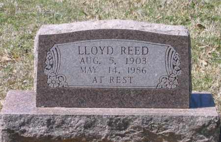 REED, LLOYD OLLIE - Lawrence County, Arkansas | LLOYD OLLIE REED - Arkansas Gravestone Photos