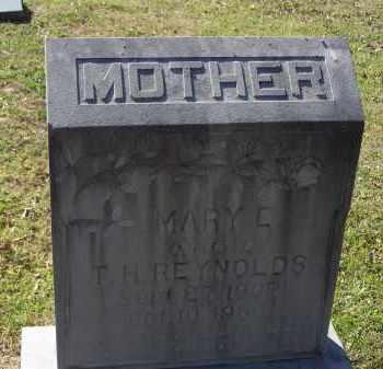 REYNOLDS, MARY ELIZABETH REED - Lawrence County, Arkansas | MARY ELIZABETH REED REYNOLDS - Arkansas Gravestone Photos