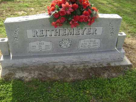 REITHEMEYER, CRIS - Lawrence County, Arkansas | CRIS REITHEMEYER - Arkansas Gravestone Photos