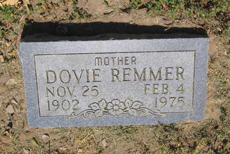REMMER, DOVIE - Lawrence County, Arkansas | DOVIE REMMER - Arkansas Gravestone Photos