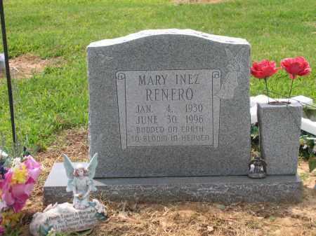 RENFRO, MARY INEZ - Lawrence County, Arkansas | MARY INEZ RENFRO - Arkansas Gravestone Photos