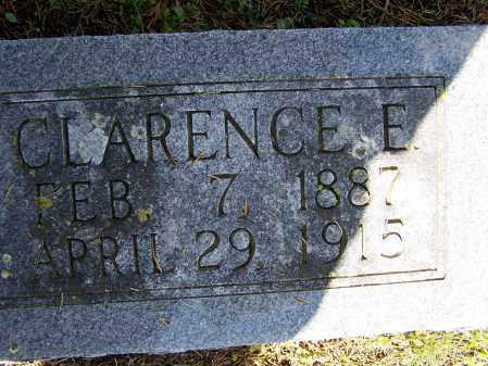 REX, CLARENCE E. - Lawrence County, Arkansas   CLARENCE E. REX - Arkansas Gravestone Photos