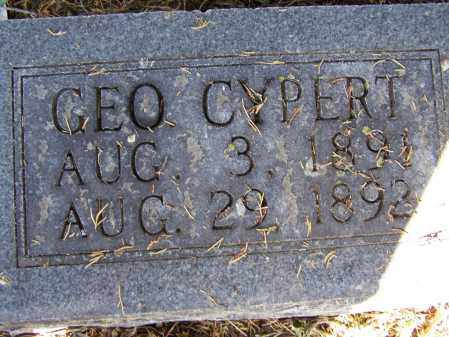 REX, GEORGE CYPERT - Lawrence County, Arkansas | GEORGE CYPERT REX - Arkansas Gravestone Photos