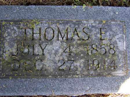 REX, THOMAS E. - Lawrence County, Arkansas | THOMAS E. REX - Arkansas Gravestone Photos
