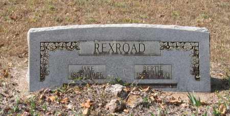 "REXROAD, JACOB ""JAKE"" - Lawrence County, Arkansas | JACOB ""JAKE"" REXROAD - Arkansas Gravestone Photos"