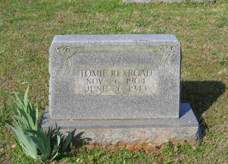 "REXROAD, THOMAS ""TOMIE"" - Lawrence County, Arkansas 
