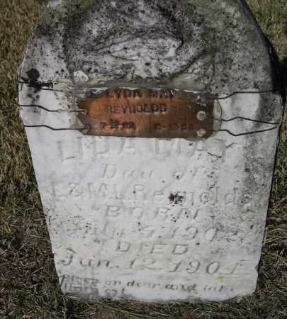 REYNOLDS, LYDA MAY - Lawrence County, Arkansas | LYDA MAY REYNOLDS - Arkansas Gravestone Photos