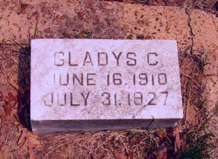 RICE, GLADYS C. - Lawrence County, Arkansas   GLADYS C. RICE - Arkansas Gravestone Photos
