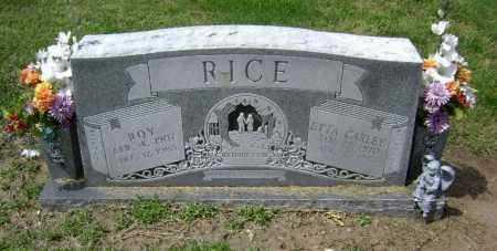 RICE, ETTA - Lawrence County, Arkansas | ETTA RICE - Arkansas Gravestone Photos