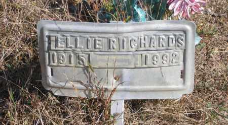 "RICHARDS, ELLA ""ELLIE"" MAY - Lawrence County, Arkansas | ELLA ""ELLIE"" MAY RICHARDS - Arkansas Gravestone Photos"