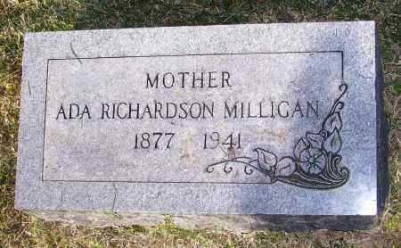 MATTHEWS RICHARDSON, ADA ELIZABETH - Lawrence County, Arkansas | ADA ELIZABETH MATTHEWS RICHARDSON - Arkansas Gravestone Photos