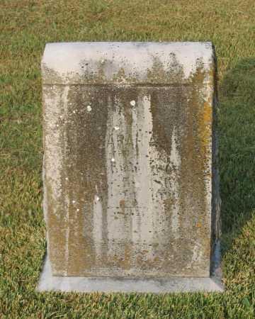 BRADY RICHARDSON, SARAH ANN - Lawrence County, Arkansas | SARAH ANN BRADY RICHARDSON - Arkansas Gravestone Photos