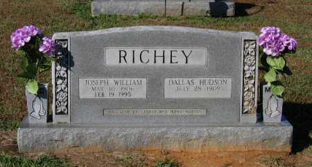 RICHEY, JOSEPH WILLIAM - Lawrence County, Arkansas | JOSEPH WILLIAM RICHEY - Arkansas Gravestone Photos