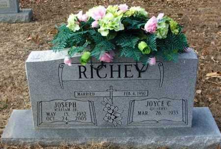 RICHEY, JR., JOSEPH WILLIAM - Lawrence County, Arkansas | JOSEPH WILLIAM RICHEY, JR. - Arkansas Gravestone Photos