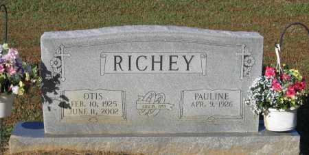 RICHEY, CLARENCE OTIS - Lawrence County, Arkansas | CLARENCE OTIS RICHEY - Arkansas Gravestone Photos