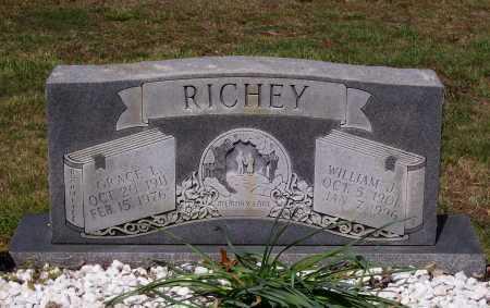 RICHEY, GRACE LORA - Lawrence County, Arkansas   GRACE LORA RICHEY - Arkansas Gravestone Photos