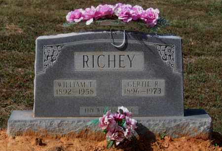 "RICHEY, WILLIAM THOMAS ""TOM"" - Lawrence County, Arkansas 
