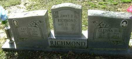 RICHMOND, GLENNA SUE - Lawrence County, Arkansas | GLENNA SUE RICHMOND - Arkansas Gravestone Photos