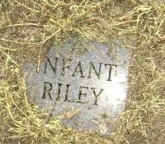 RILEY, INFANT - Lawrence County, Arkansas   INFANT RILEY - Arkansas Gravestone Photos