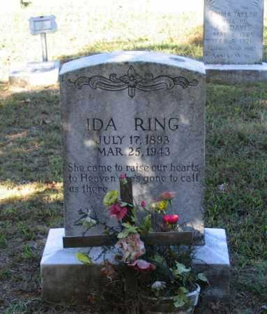 RING, IDA LEE - Lawrence County, Arkansas | IDA LEE RING - Arkansas Gravestone Photos