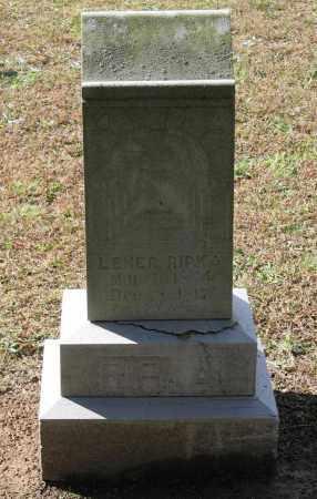 "RIPKA, CAROLINE HANSEN ""LENER"" - Lawrence County, Arkansas   CAROLINE HANSEN ""LENER"" RIPKA - Arkansas Gravestone Photos"