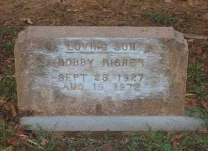 RISNER, BOBBY - Lawrence County, Arkansas | BOBBY RISNER - Arkansas Gravestone Photos