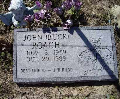 "ROACH, JOHN ROBERT ""BUCK"" - Lawrence County, Arkansas   JOHN ROBERT ""BUCK"" ROACH - Arkansas Gravestone Photos"