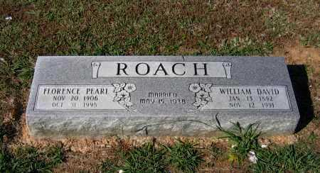DOWNING ROACH, FLORENCE PEARL - Lawrence County, Arkansas | FLORENCE PEARL DOWNING ROACH - Arkansas Gravestone Photos