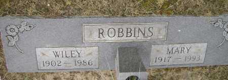 ROBBINS, WILEY - Lawrence County, Arkansas | WILEY ROBBINS - Arkansas Gravestone Photos