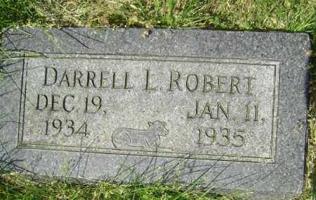 ROBERT, DARRELL L. - Lawrence County, Arkansas | DARRELL L. ROBERT - Arkansas Gravestone Photos