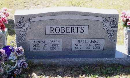 MORGAN ROBERTS, MABEL JANE - Lawrence County, Arkansas   MABEL JANE MORGAN ROBERTS - Arkansas Gravestone Photos