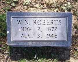 ROBERTS, WILLIAM NATHAN - Lawrence County, Arkansas | WILLIAM NATHAN ROBERTS - Arkansas Gravestone Photos