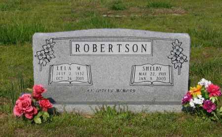 ROBERTSON, SHELBY - Lawrence County, Arkansas | SHELBY ROBERTSON - Arkansas Gravestone Photos