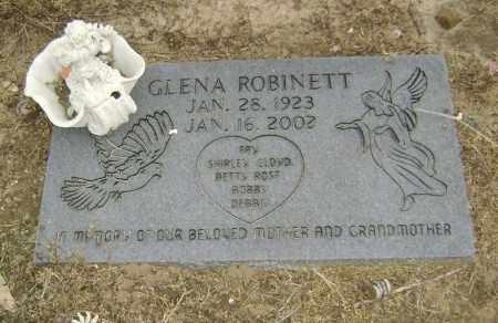 SANCOMB ROBINETT, GLENA - Lawrence County, Arkansas | GLENA SANCOMB ROBINETT - Arkansas Gravestone Photos