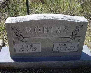 ROBINS, MARY LOUISE - Lawrence County, Arkansas | MARY LOUISE ROBINS - Arkansas Gravestone Photos