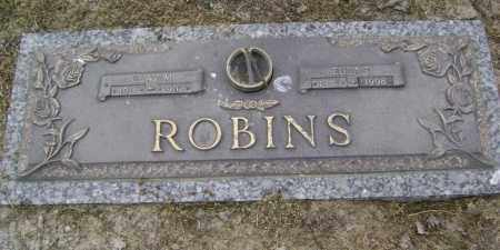 HOLDER ROBINS, EULA PAULENA - Lawrence County, Arkansas | EULA PAULENA HOLDER ROBINS - Arkansas Gravestone Photos