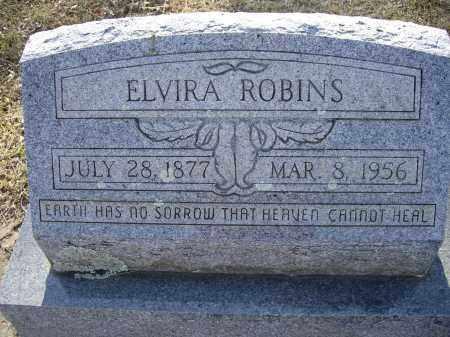 ROBINS, ELVIRA - Lawrence County, Arkansas | ELVIRA ROBINS - Arkansas Gravestone Photos