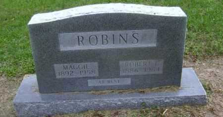 ROBINS, MAGGIE - Lawrence County, Arkansas | MAGGIE ROBINS - Arkansas Gravestone Photos