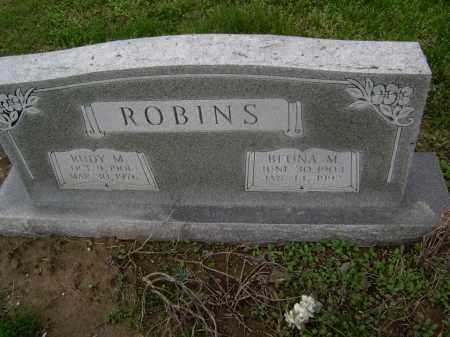 ROBINS, RUDY MALCOLM - Lawrence County, Arkansas | RUDY MALCOLM ROBINS - Arkansas Gravestone Photos