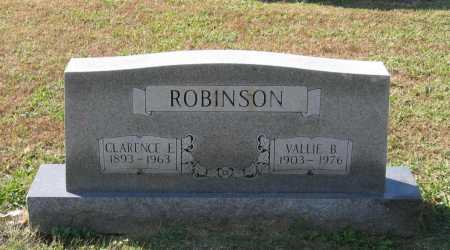 ROBINSON, CLARENCE EVERETTE - Lawrence County, Arkansas | CLARENCE EVERETTE ROBINSON - Arkansas Gravestone Photos