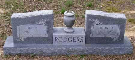 RODGERS, IDA B. - Lawrence County, Arkansas | IDA B. RODGERS - Arkansas Gravestone Photos