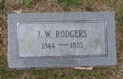 RODGERS, J. W. - Lawrence County, Arkansas | J. W. RODGERS - Arkansas Gravestone Photos