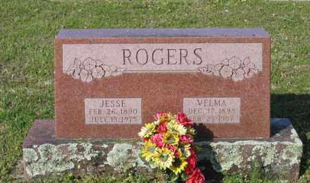ROGERS, JESSE - Lawrence County, Arkansas | JESSE ROGERS - Arkansas Gravestone Photos